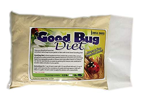 Good Bug Diet 1lb. - Beneficial Bug Attractant