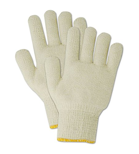 Magid Safety TerryMaster PT945CR Glove | 7-Gauge Ambidextrous Heavyweight Terrycloth Gloves - Reversible, Cut Level 2, Thermal Protection, 9