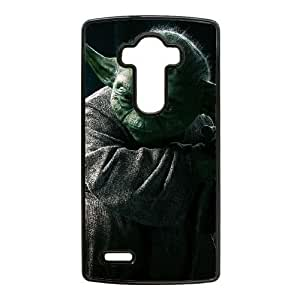 LG G4 Phone Case Black yoda star wars ES3TY7879450