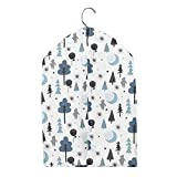Lambs & Ivy Forever Pooh Diaper Stacker, Multicolor