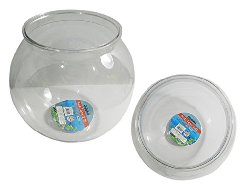FISH TANK 2.8L3.25-4.75TOPX7''H , Case of 36 by DollarItemDirect