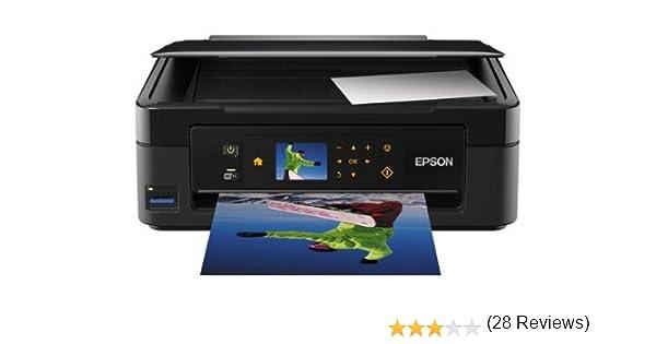 Epson Expression Home XP-402 - Impresora multifunción de Tinta - B ...