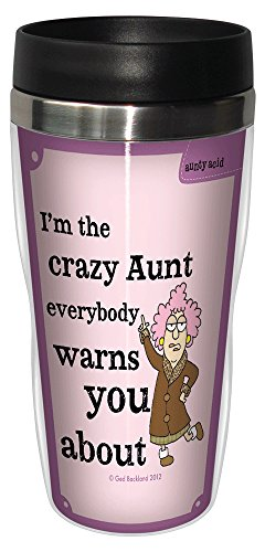 Tree-Free Greetings sg23763 Funny Aunty Acid