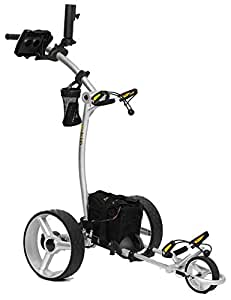 bat caddy x4r electric golf cart with lithium battery. Black Bedroom Furniture Sets. Home Design Ideas