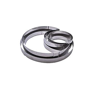 Amazon.com: Martellato 36KITH4X22 - Juego de 5 anillos de ...