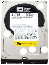 SAS 32MB Western Digital WD RE4 4TB 7200RPM SAS 32MB WD4001FYYG