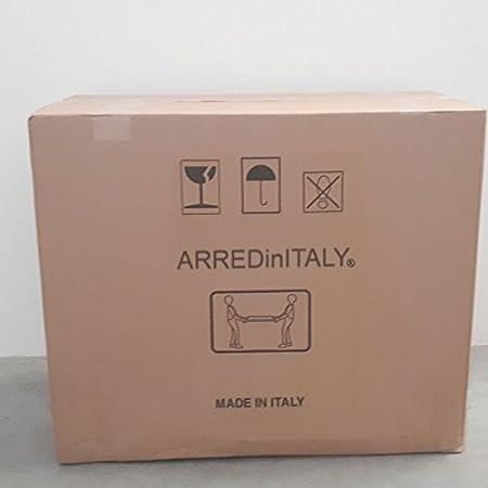 ARREDinITALY Set 6 sillas Plegables + Consola Extensible ...
