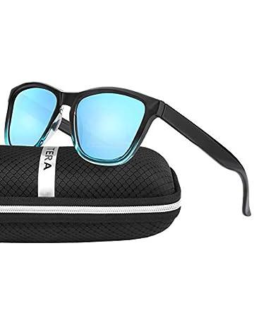 650019b825de ELITERA Sunglasses For Women Gradient Colors Designer Polarized Glasses  UV400 E0717