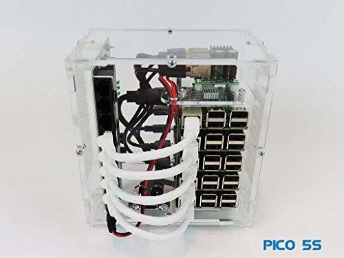 Pico 5S Raspberry PI - Starter Kit - 160GB Storage