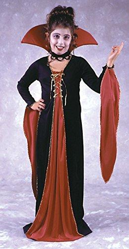 [VICTORIAN VAMPIRESS CHLD LG] (Toddler Vampire Halloween Costumes)