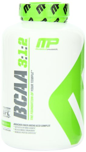 Muscle Pharm BCAA 3:1:2 Capsules, 240 Count