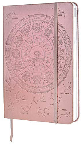 Law of Attraction Academic Planner July 2019- June 2020 - Weekly & Monthly planner to Increase Productivity & Happiness - Personal Journal, Goal Planner, Vision Board & Organizer - A5 + Bonus Stickers