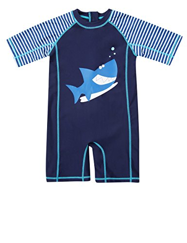 infant shark swimming suit - 7