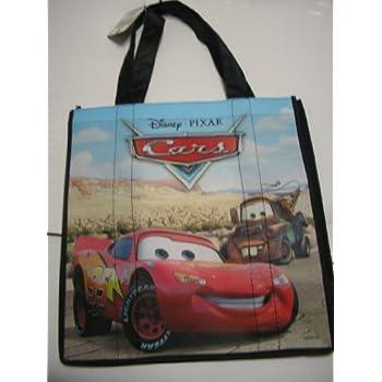 Amazon.com: Disney Pixar Cars Bolsa bolsa reutilizable – 13 ...