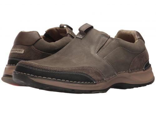 Rockport(ロックポート) メンズ 男性用 シューズ 靴 スニーカー 運動靴 Rocsports Lite Five Slip-On - Breen [並行輸入品] B07BL63WDF
