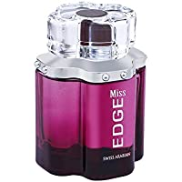 Swiss Arabian Miss Edge Eau De Parfum For Women, 100 ml