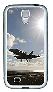 Samsung Galaxy S4 I9500 Cases & Covers - Taking Off Fighter Custom TPU Soft Case Cover Protector for Samsung Galaxy S4 I9500 - White