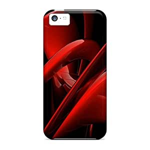 5c Scratch-proof Protection Case Cover For Iphone/ Hot Strs 12 Phone Case