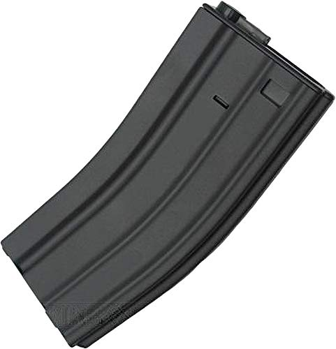 300 Round Aeg Magazine - Evike Matrix 300 Round Hi-Cap Magazine for M4 M16 KWA M4 Series Airsoft AEG