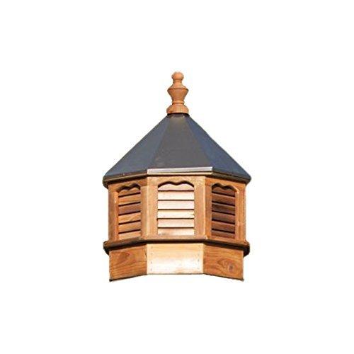 Select Series Cedar Octagon - Cupola Gazebo