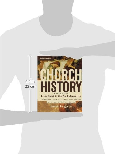 1-Church-History-Volume-One-From-Christ-to-the-Pre-Reformation-The-Rise-and-Growth-of-the-Church-in-Its-Cultural-Intellectual-and-Political-Context