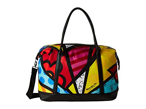 Heys America Unisex Britto New Day Large Travel Duffel Multi One Size from HEYS AMERICA