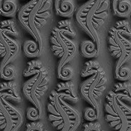 Cool Tools - Flexible Texture Tile - Dragon of the Sea - 4\