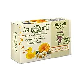 APHRODITE SKIN CARE-Olive Oil Soap with Chamomile & Calendula
