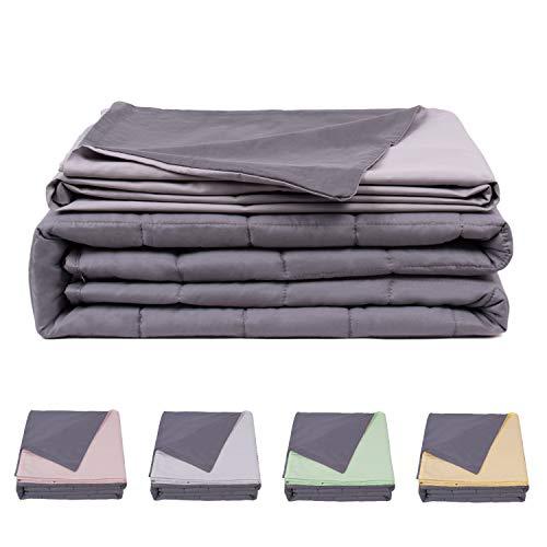 Cheap KeeVigo Weighted Blanket 48