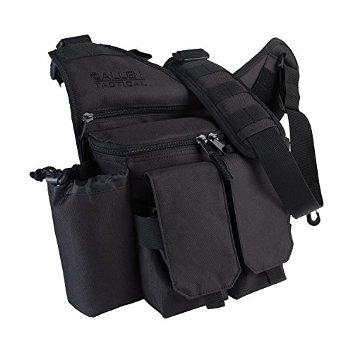 UPC 026509108504, Allen Tactical Go Bag/Shoulder Bag, Black