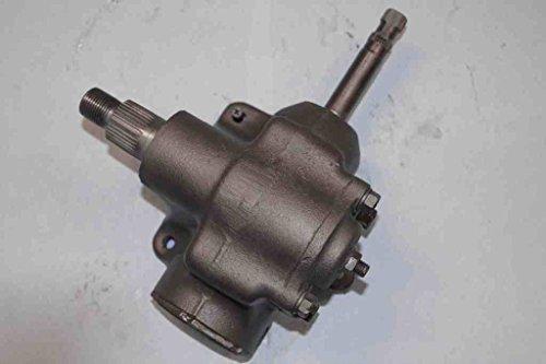 Econoline Steering Gear - Remanufactured United Power Steering Gear Box 37-27-5008 Manual Gearbox