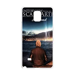 Samsung Galaxy Note 4 Cell Phone Case Covers White Escape Artists Austrian band Hgaqb