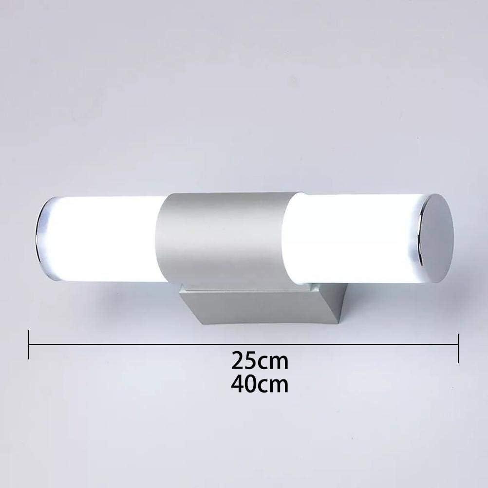 12 W 16 W Lampada da parete a LED Luce per specchiera Decorazioni per interni Spogliatoio Cucina Applique da parete AC 85 u0026ndash; 265 V, 25 cm 2s