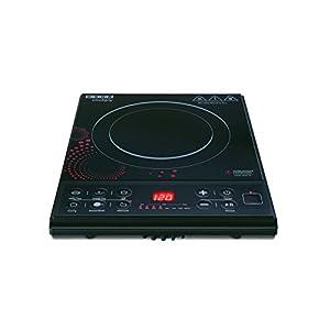 Usha Cook Joy (3616) 1600-Watt Induction Cooktop (Black)