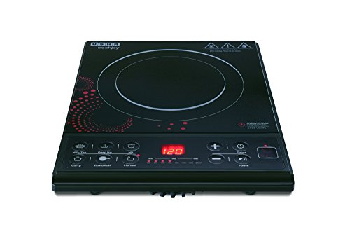 1600Watt Induction Cooktop- Usha