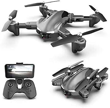 Dron Blackeye Full HD, Plegable, Cámara Integrada, 16 mínutos de Vuelo, Control Desde App