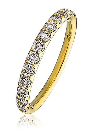 alliance diamant 0.60 carat or 18 carat