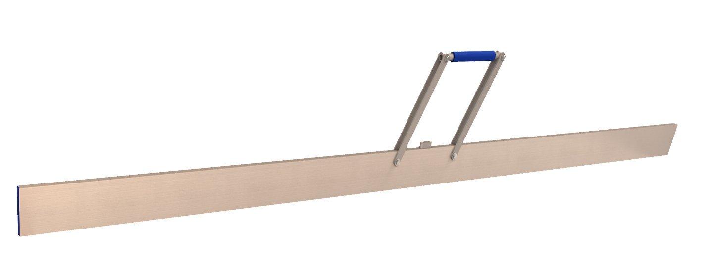Bon 19-156 10-Feet 1-Inch by 4-Inch Aluminum Asphalt Checking Straightedge