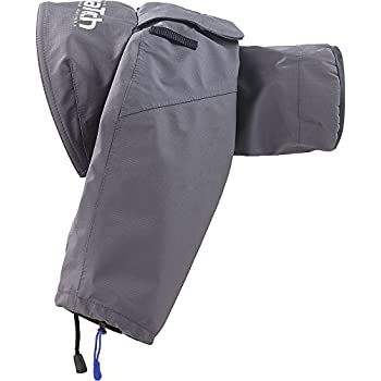 AquaTech Sport Shield Small Rain Cover for Cameras and Lenses, Gray