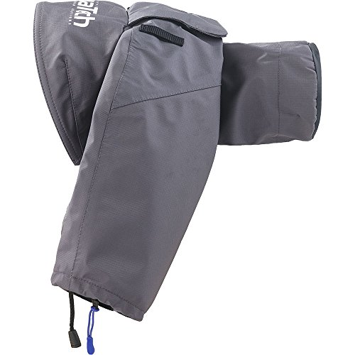 AquaTech Sport Shield Small Rain Cover for Cameras and Lenses, Gray by AquaTech