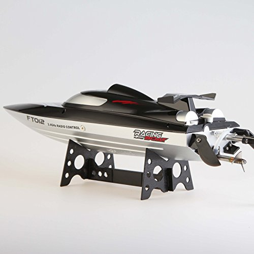 Feilun RC Racing Boat FT012 4CH Brushless Motor Water Cooling High Speed Racing RTR 2.4GHz Upgraded FT009