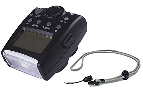 Sony Alpha NEX-7 Compact LCD Mult-Function Flash (TTL, M, Multi) - Includes Multi-Interface & NEX Adapters by Bw/Digital Nc