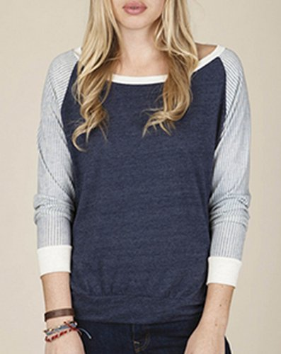 alternative slouchy pullover - 9