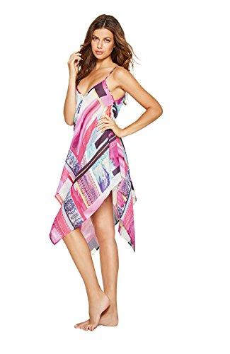 hawaiian-tropic-lightweight-swimsuit-beach-dress-cover-up-fuchsia-multi-print-small-wild-print