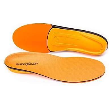 Superfeet unisex-adult Orange Premium-M Orange Premium-m Orange Size: C: 5.5-7 US Mens