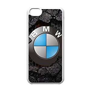 BMW Car Logo For iPhone 5C Custom Cell Phone Case Cover 98II655845
