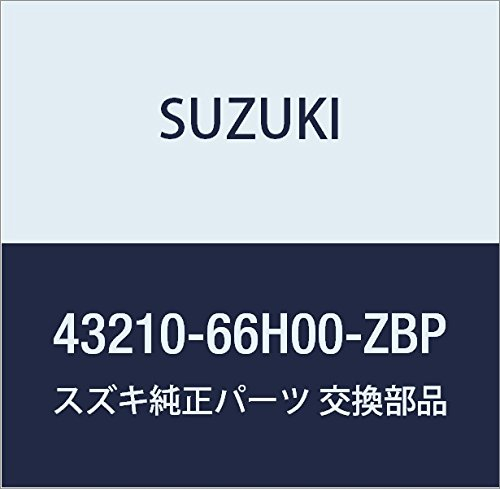 SUZUKI (スズキ) 純正部品 ホイール 品番43210-66H00-ZBP B01N64JDQO