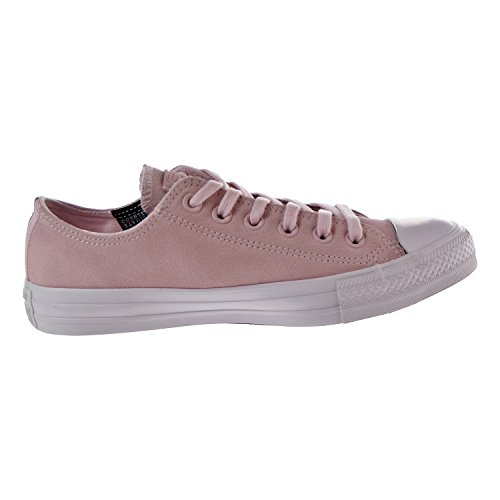 Converse Unisex Textile Chuck Taylor All Star Ox Shoes Arctic Pink/Arctic Pink/White