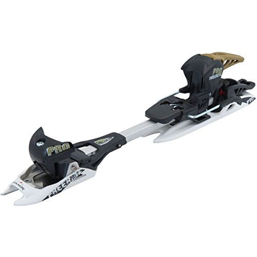 Black Diamond BD1012730000SM_1 Fritschi Swiss Diamir Freeride Pro Binding with Brake, Small/Medium, ()