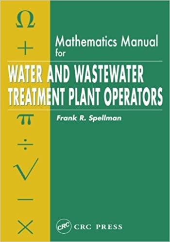 Frank Spellman: Mathematics Manual Water
